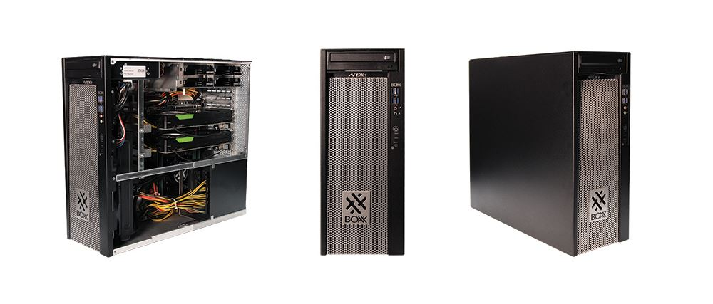 Review: Boxx's Apexx 4 Workstation