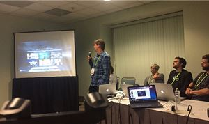 CGW hosts SIGGRAPH panel for Student Volunteers