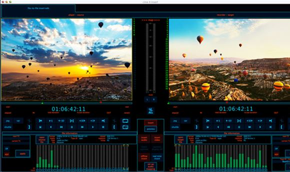 Cinedeck showing new solutions for NLE workflows