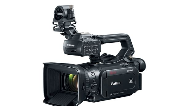 Canon introduces three new 4K camcorders