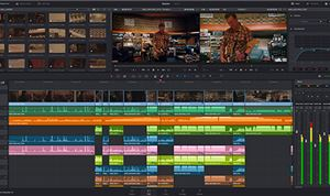Blackmagic Design ships DaVinci Resolve 14