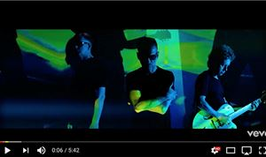 Music Video: Depeche Mode — <I>Going Backwards</I>