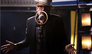 Music Video: Elvis Costello - <I>You Shouldn't Look At Me That Way</I>