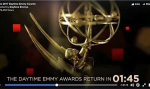 Daytime Emmy Awards presented