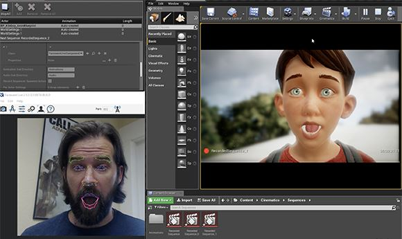 Faceware debuts SDK for facial mobcap & animation technology