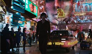 <I>Ghost in the Shell</I>: MPC creates a futuristic world