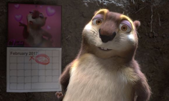 Bazillion Pictures creates CG Groundhog Day short