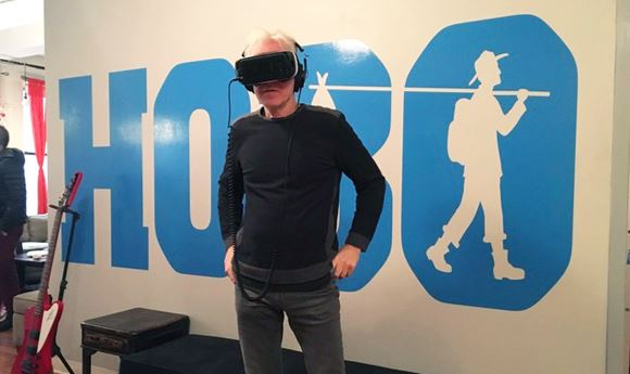 Audio boutique HOBO launches VR division