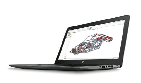 HP releases updated ZBook 15u mobile workstation