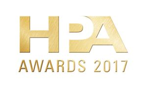 HPA announces 2017 Awards nominees