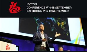 IBC offering free passes & presentations