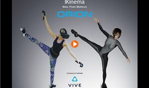 IKinema debuts affordable mocap solution