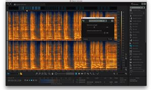 Izotope unveils RX 6 for audio repair & enhancement