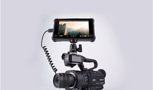 JVC debuts firmware upgrade for GY-LS300CH 4KCAM