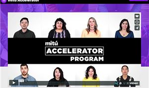 Mitu & Sony Pictures Animation partner on Latino mentorship program