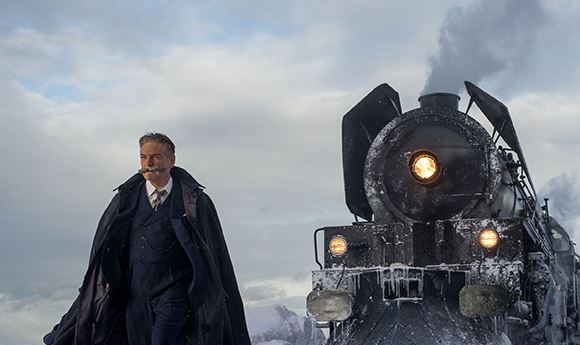 <I>Murder On The Orient Express</I>: Director Kenneth Branagh