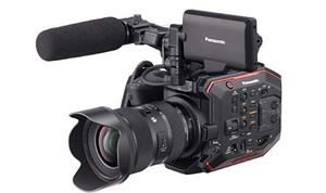 Panasonic previews compact 5.7K AU-EVA1 cinema camera