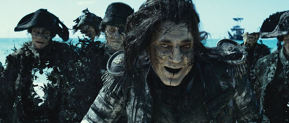 <I>Pirates of the Caribbean: Dead Men Tell No Tales</i>