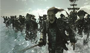 VFX: <I>Pirates of the Caribbean: Dead Men Tell No Tales</I>