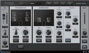 Plugin Alliance offering ambience-enhancing Stage plug-in