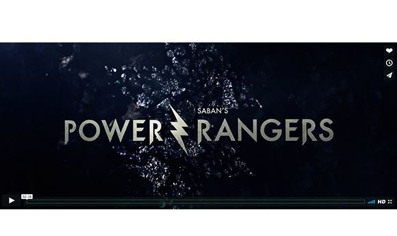 Filmograph relied on Google's cloud to render <I>Power Rangers</I> titles