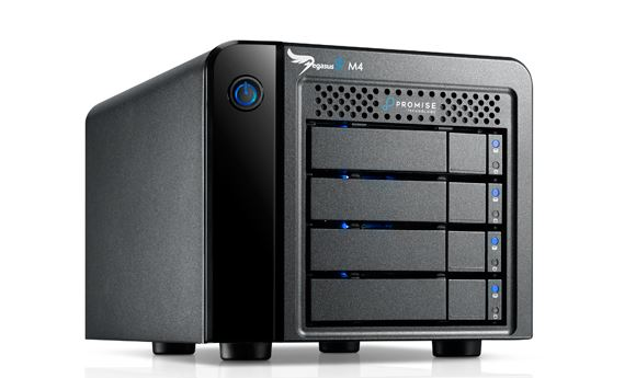 Promise extends Thunderbolt 3 storage line