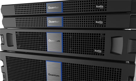 Quantum addresses 4K workflows with StorNext & Xcellis