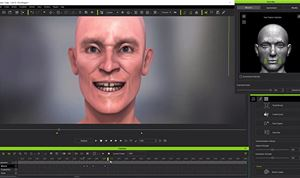 Reallusion & Faceware partner on facial capture solution