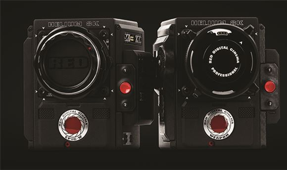 Red highlights cameras and workflow options at Cine Gear