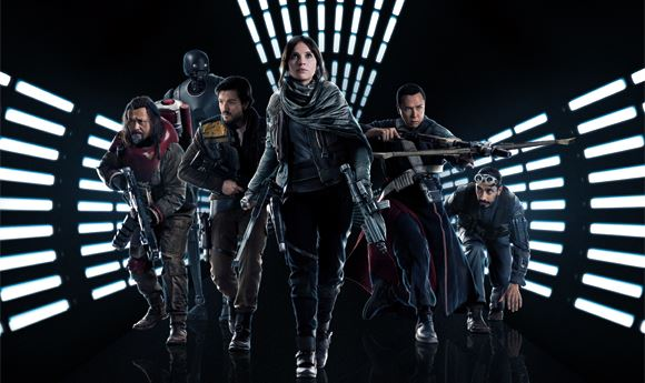 Cover Story: <i>Rogue One: A Star Wars Story</i>