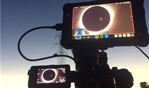 Capturing the Solar Eclipse in 4K