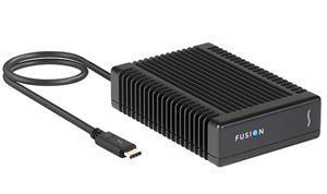 New Sonnet Thunderbolt 3 drive offers 2,600MB/s performance