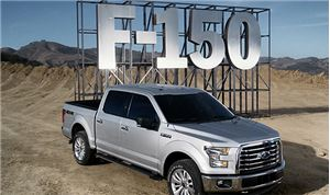 Audio: Sound designing Ford's F-150 campaign