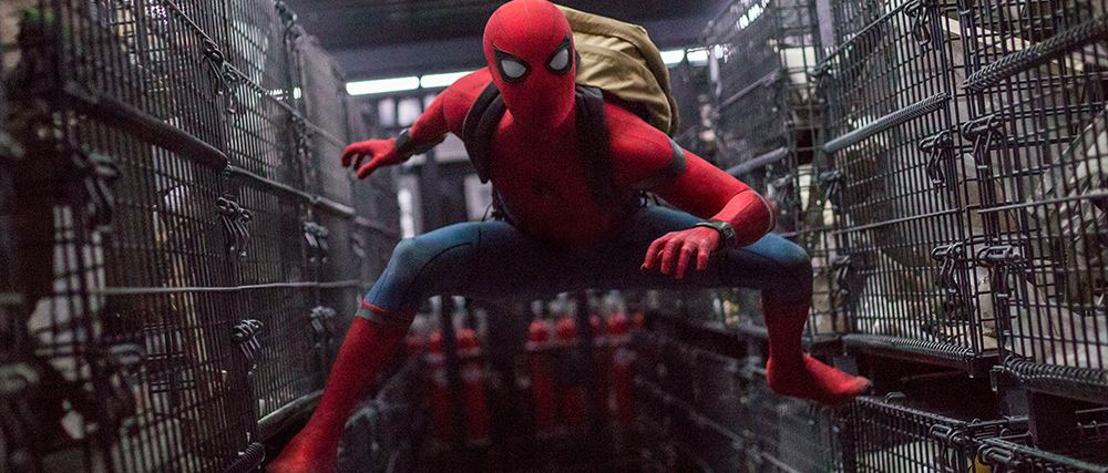 Director Jon Watts — <i>SpiderMan: Homecoming</I>