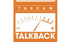 TASCAM's <I>Talkback</I> series aims to improve podcasts