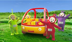 Lola completes Season 2 of new <I>Teletubbies</I> series