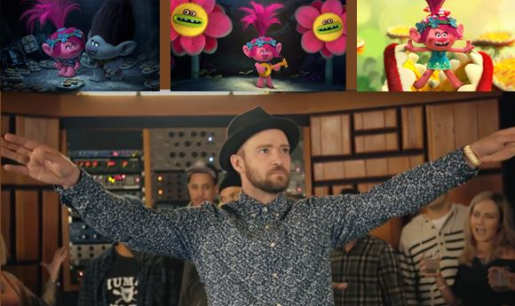 Oscars: Justin Timberlake on the <i>Trolls</i> soundtrack