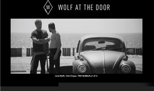 Wolf at the Door making waves, and music