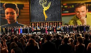 Creative Arts Emmys presented in Los Angeles