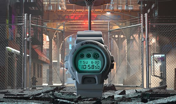 Already Been Chewed helps Casio re-launch G-Shock watch