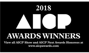 AICP Awards honor top ad work