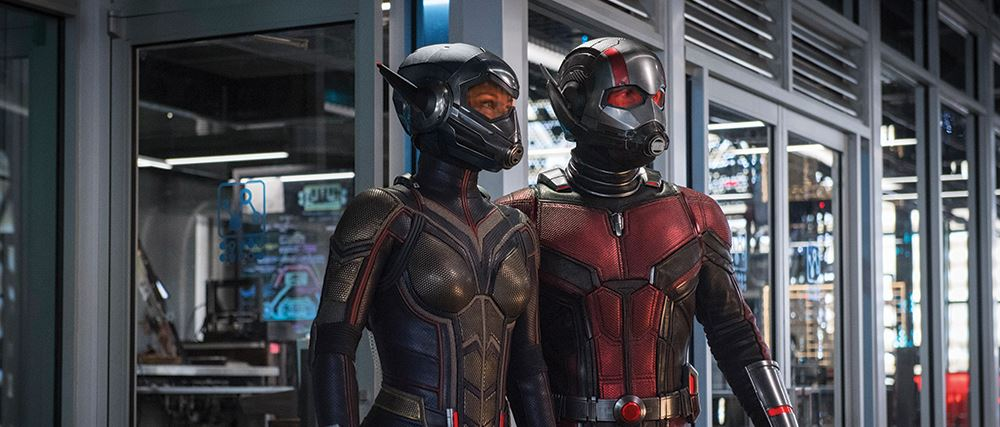 Summer Movies: <I>Ant-Man and the Wasp</I>