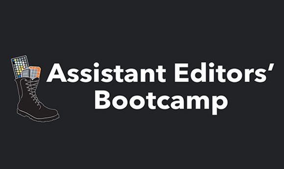 Assistant Editors' Bootcamp to present October Webinars