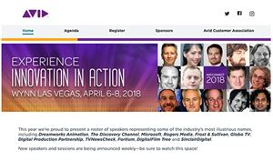Avid Connect event to show 'Innovation in Action'