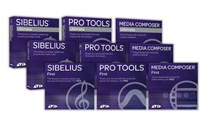 Avid expands Pro Tools, Media Composer & Sibelius