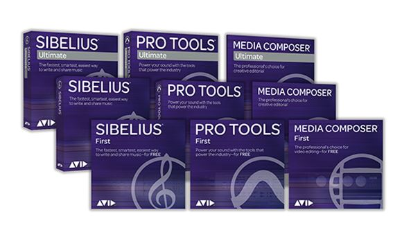 Post Magazine - Avid expands Pro Tools, Media Composer & Sibelius