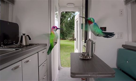 Calabash helps Airstream promote new Nest trailer online