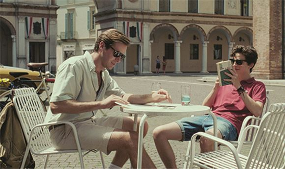 Director's Chair: Luca Guadagnino — <I>Call Me By Your Name</I>