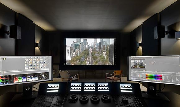 Full service post facility Cinematic Media opens in Mexico City