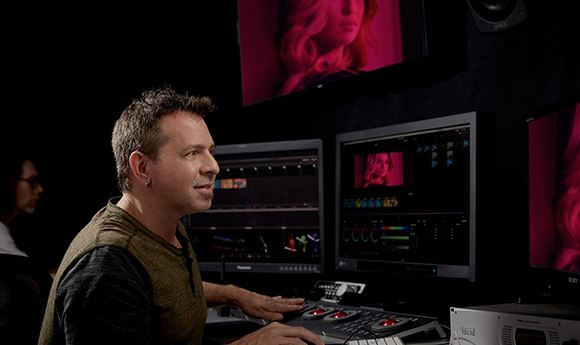 Click 3X adds senior colorist Fred Keller; boosts capabilities